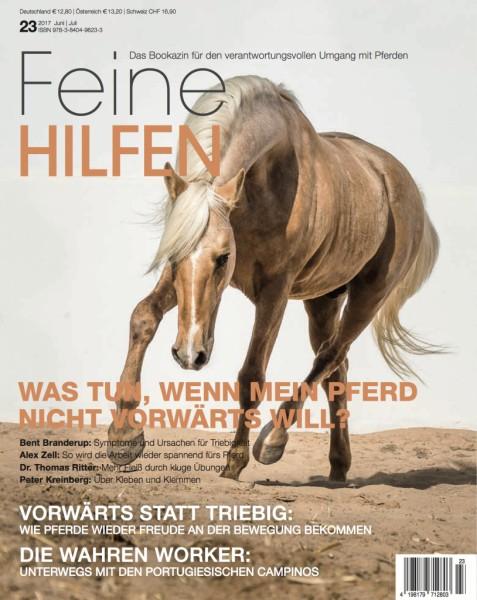 Feine Hilfen (23) – Das Bookazin für den verantwortungsvollen Umgang mit Pferden