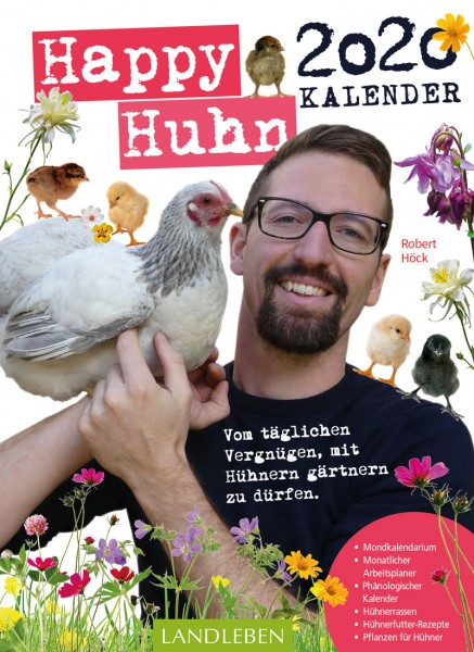 Happy Huhn Kalender 2020