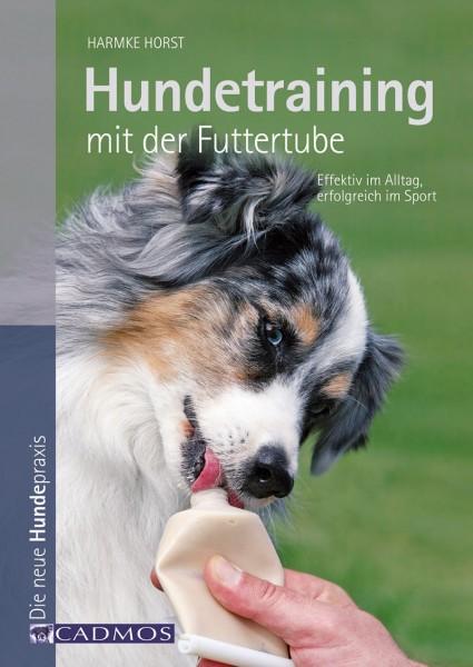 Hundetraining mit der Futtertube