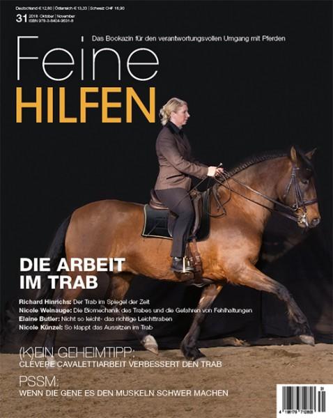 Feine Hilfen (31) – Das Bookazin für den verantwortungsvollen Umgang mit Pferden