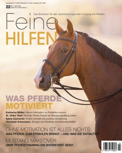 Feine Hilfen (22) – Das Bookazin für den verantwortungsvollen Umgang mit Pferden