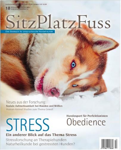 SitzPlatzFuss (18) – Das Bookazin für anspruchsvolle Hundefreunde