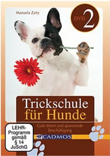 Trickschule für Hunde II – DVD