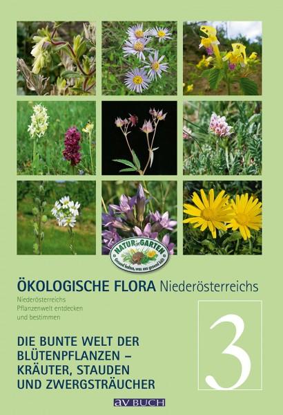 Ökologische Flora Niederösterreichs, Band 3