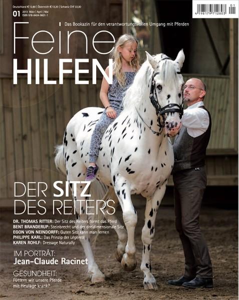 Feine Hilfen (1) – Das Bookazin für den verantwortungsvollen Umgang mit Pferden