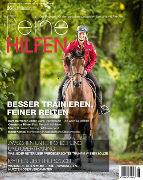 Feine Hilfen (26) – Das Bookazin für den verantwortungsvollen Umgang mit Pferden