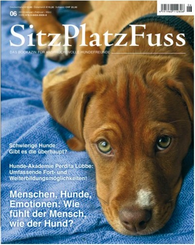 SitzPlatzFuss (6) - Das Bookazin für anspruchsvolle Hundefreunde