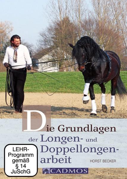 Die Grundlagen der Longen- und Doppellongenarbeit (DVD)