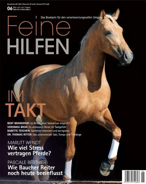Feine Hilfen (6) – Das Bookazin für den verantwortungsvollen Umgang mit Pferden