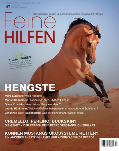 Feine Hilfen (47) – Das Bookazin für den verantwortungsvollen Umgang mit Pferden