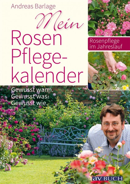 Mein Rosenpflegekalender