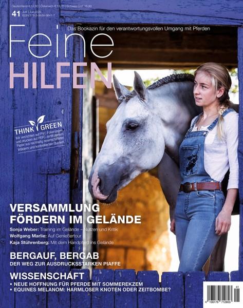 Feine Hilfen (41) – Das Bookazin für den verantwortungsvollen Umgang mit Pferden