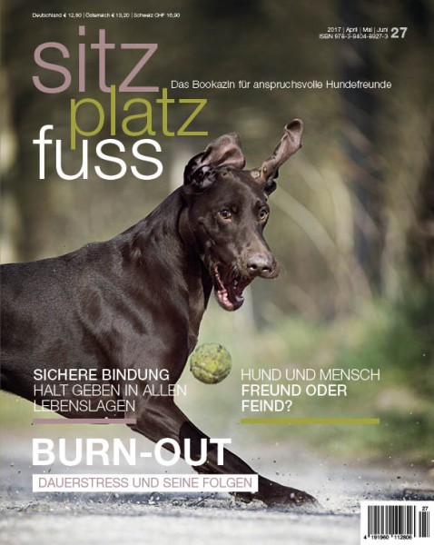 SitzPlatzFuss (27) – Das Bookazin für anspruchsvolle Hundefreunde