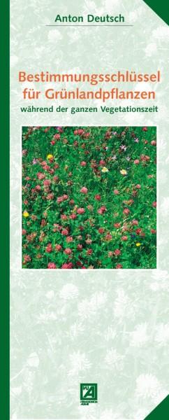 Bestimmungsschlüssel für Grünpflanzen
