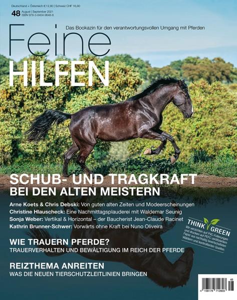 Feine Hilfen (48) – Das Bookazin für den verantwortungsvollen Umgang mit Pferden