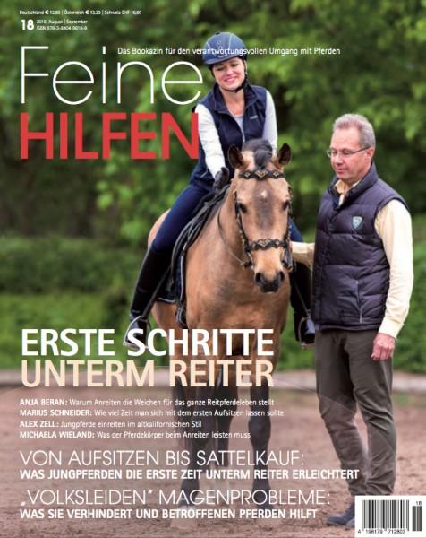 Feine Hilfen (18) – Das Bookazin für den verantwortungsvollen Umgang mit Pferden