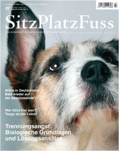 SitzPlatzFuss (7) – Das Bookazin für anspruchsvolle Hundefreunde