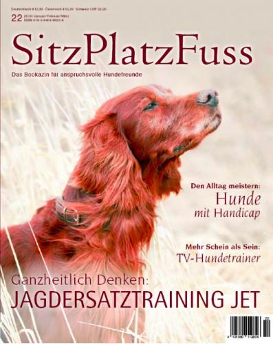 SitzPlatzFuss (22) – Das Bookazin für anspruchsvolle Hundefreunde