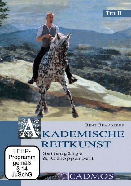 Akademische Reitkunst Teil II (DVD)
