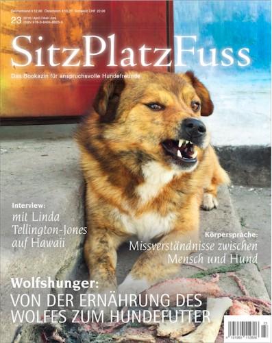 SitzPlatzFuss (23) – Das Bookazin für anspruchsvolle Hundefreunde