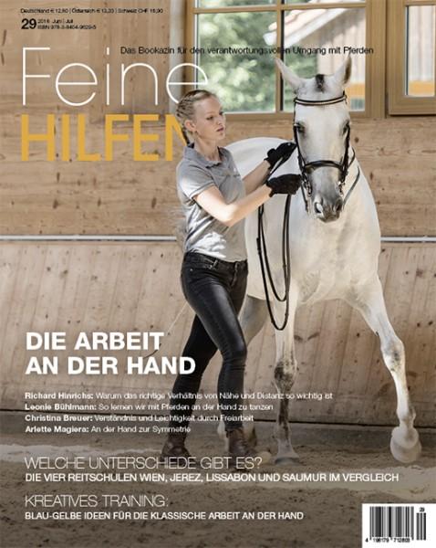 Feine Hilfen (29) – Das Bookazin für den verantwortungsvollen Umgang mit Pferden