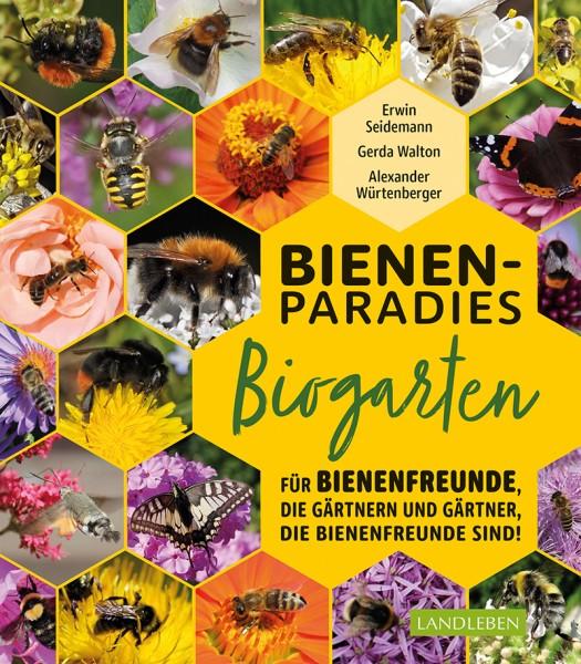 Bienenparadies Biogarten