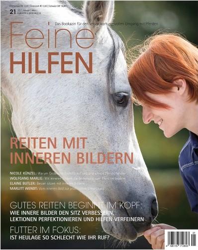 Feine Hilfen (21) – Das Bookazin für den verantwortungsvollen Umgang mit Pferden