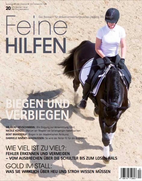 Feine Hilfen (20) – Das Bookazin für den verantwortungsvollen Umgang mit Pferden