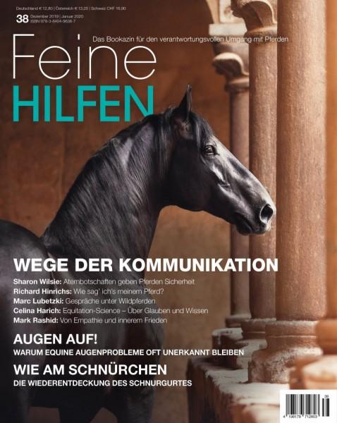 Feine Hilfen (38) – Das Bookazin für den verantwortungsvollen Umgang mit Pferden