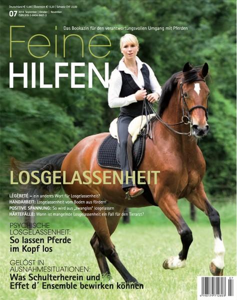 Feine Hilfen (7) – Das Bookazin für den verantwortungsvollen Umgang mit Pferden