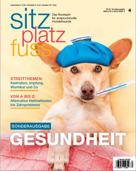 """SitzPlatzFuss Sonderausgabe VI """"Gesundheit"""
