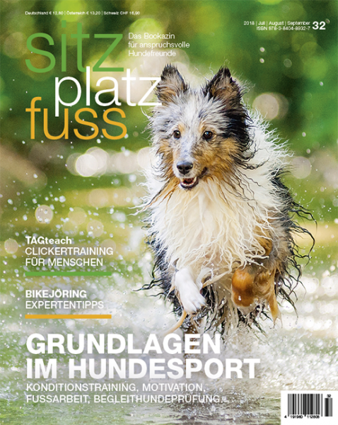 SitzPlatzFuss (32) – Das Bookazin für anspruchsvolle Hundefreunde